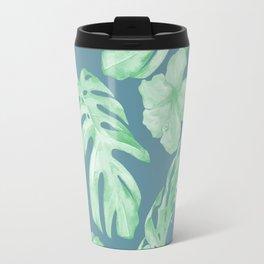Aloha Leaves Travel Mug