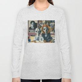 X-Files - Agent Grey Long Sleeve T-shirt