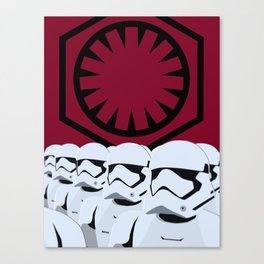 STAR . WARS - Stormtroopers Canvas Print