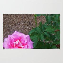 Floral Print 092 Rug