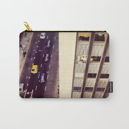 Up, Down Downtown Carry-All Pouch