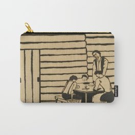 Family Supper Horace Pippin Carry-All Pouch