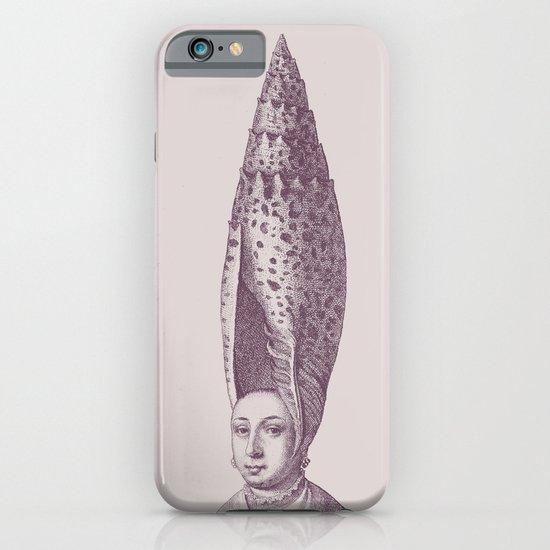 Haute Coiffure  /#4 iPhone & iPod Case
