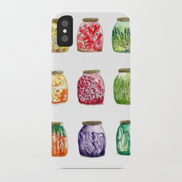 Getting Canned Never Looked So Good iPhone Case