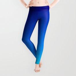Blue Antenna Leggings