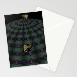Unfitting Frame Orbitals 11 Stationery Cards