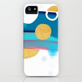 Sunset, sunrise iPhone Case