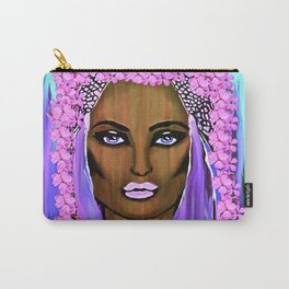 Bride of the Morning Oil Painting Carry-All Pouch