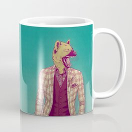 Elwood the Hyena Coffee Mug
