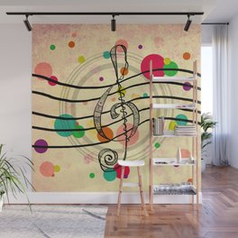 Solo... Wall Mural