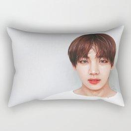 K I M  T A E H Y U N G  Rectangular Pillow