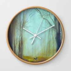 Prince of the Forest Wall Clock