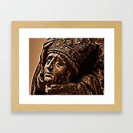 headloss Framed Art Print