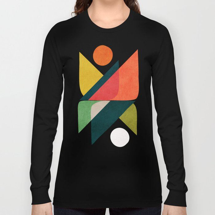 Reflection (of time and space) Long Sleeve T-shirt