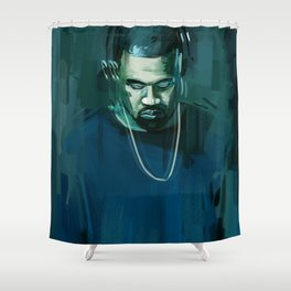 Life of Pablo Shower Curtain
