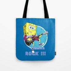 i wanna rock !!! Tote Bag