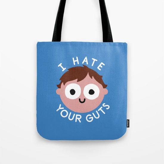 Grinsincerity Tote Bag
