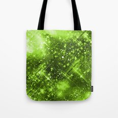 Dazzling Series (Green) Tote Bag