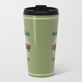 Vintage Wheels - Ford Falcon Travel Mug