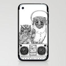 Silent Night ANALOG zine iPhone & iPod Skin