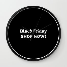 Black Friday SHOP NOW! Original vintage Iconic art Wall Clock