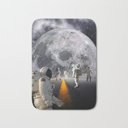 The Lost Astronauts Bath Mat