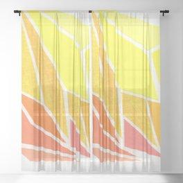 Sunshine Sheer Curtain