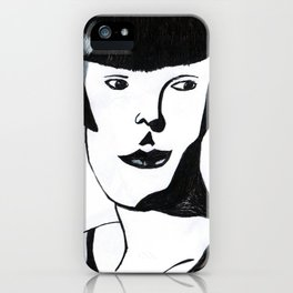 women from 1920 iPhone Case