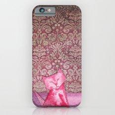 Origami Cat 1 iPhone 6s Slim Case