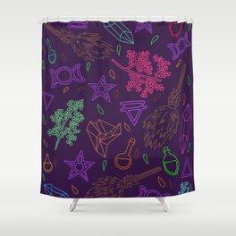 I'll curse you #3 Shower Curtain