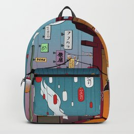 Lost in Time Backpack