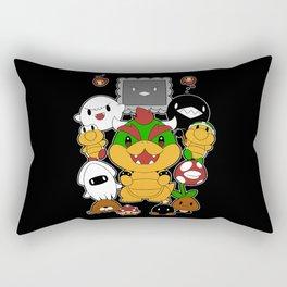 [Super Mario Bros] Baddies! Rectangular Pillow