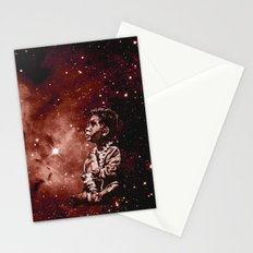 In the heart of the universe Stationery Cards