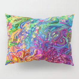This Page Intentionally Left Blank - Digital Painting Pillow Sham