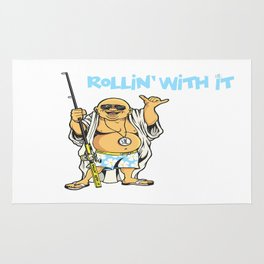 Rollin' With It Rug