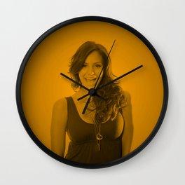 Katharine Mcphee Wall Clock
