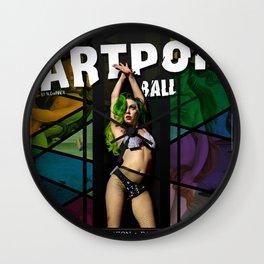 Art & Pop Wall Clock