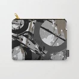 Enso Groove C by Kathy Morton Stanion Carry-All Pouch