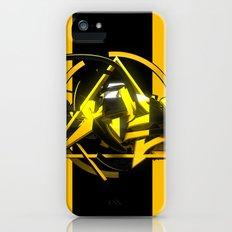 3d graffiti - 'scapes Slim Case iPhone (5, 5s)