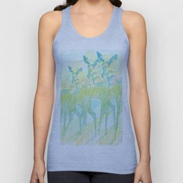 Does At Dawn Unisex Tank Top