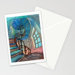 Brain Mapping I Stationery Cards
