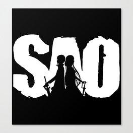SAO Canvas Print