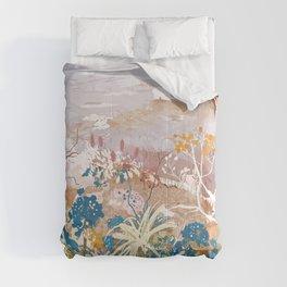 Clover sands Comforters