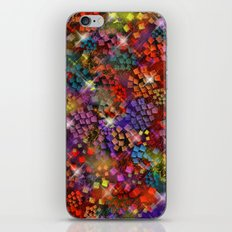 Stained Glass look Series 3 iPhone & iPod Skin