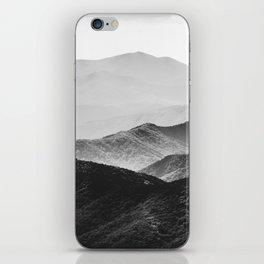 Smoky Mountain iPhone Skin