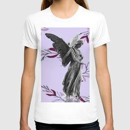 Burgundy Faith T-shirt