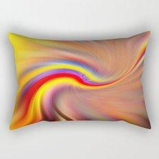 Cupcake Twirl Rectangular Pillow
