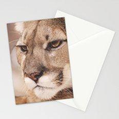 Cougar I Stationery Cards