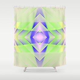 Garish  Pattern 2 Shower Curtain
