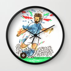 Andrea Pirlo The Maestro Wall Clock